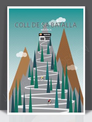 Coll De Sa Batalla Print