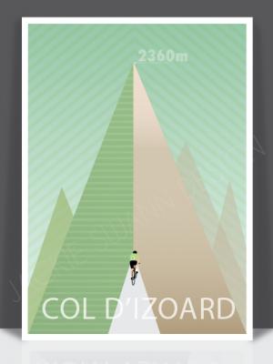 Col D'Izoard Print
