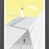Mont Ventoux Print