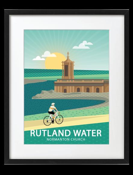 Rutland Black Frame