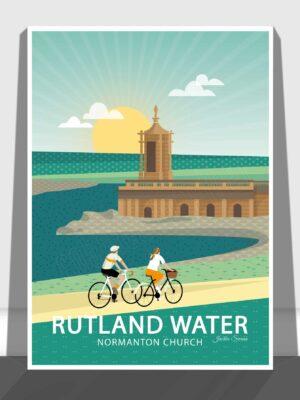 Rutland Water Print