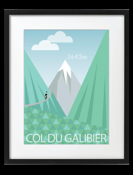 Col Du Galibier