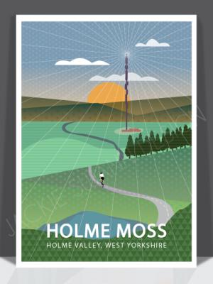 Holme Moss Print