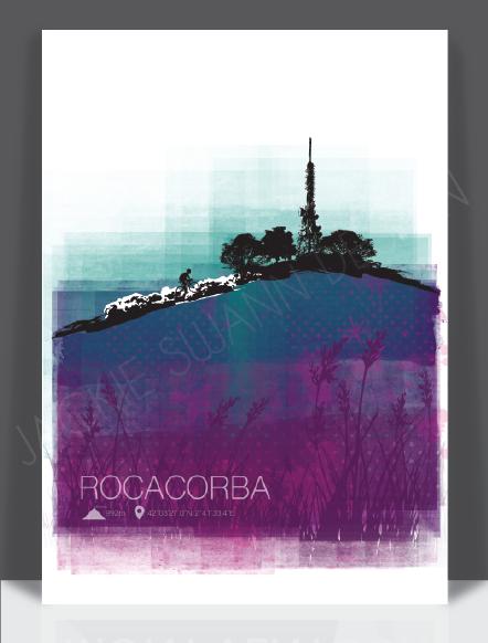 Rocacorba Print