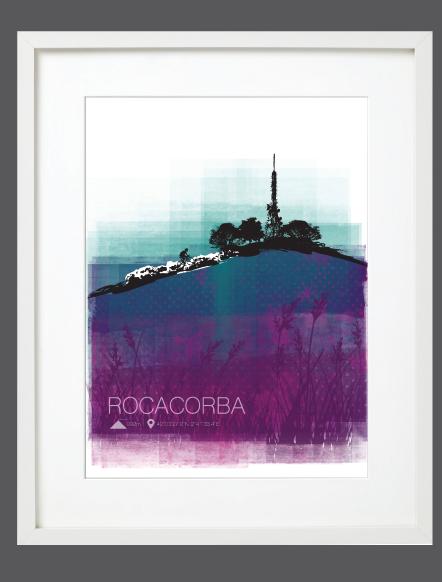 Rocacorba White Frame