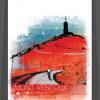 Mont Ventoux Part 2 print