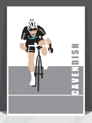 Mark Cavendish Print