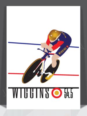 Bradley Wiggins Print