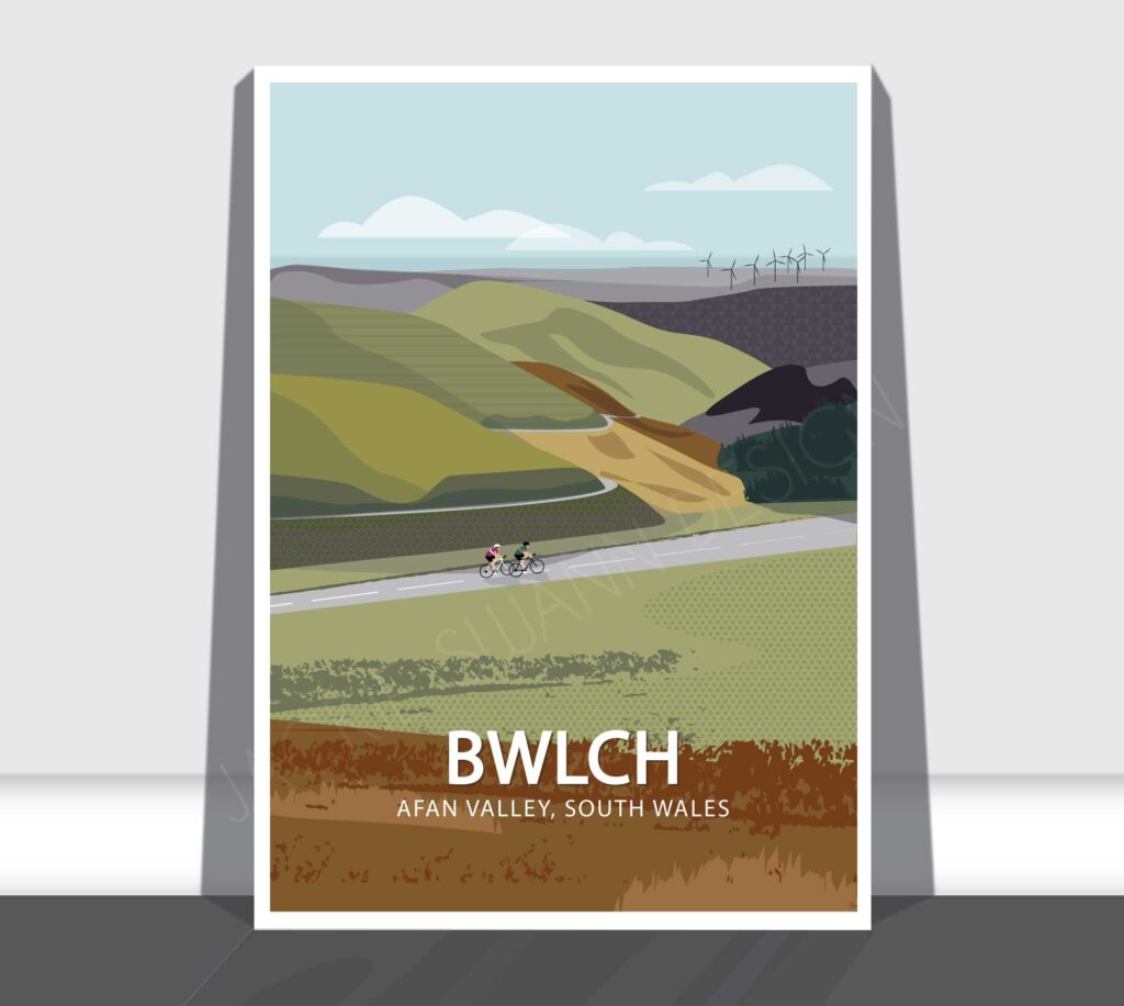 Bwlch South Wales