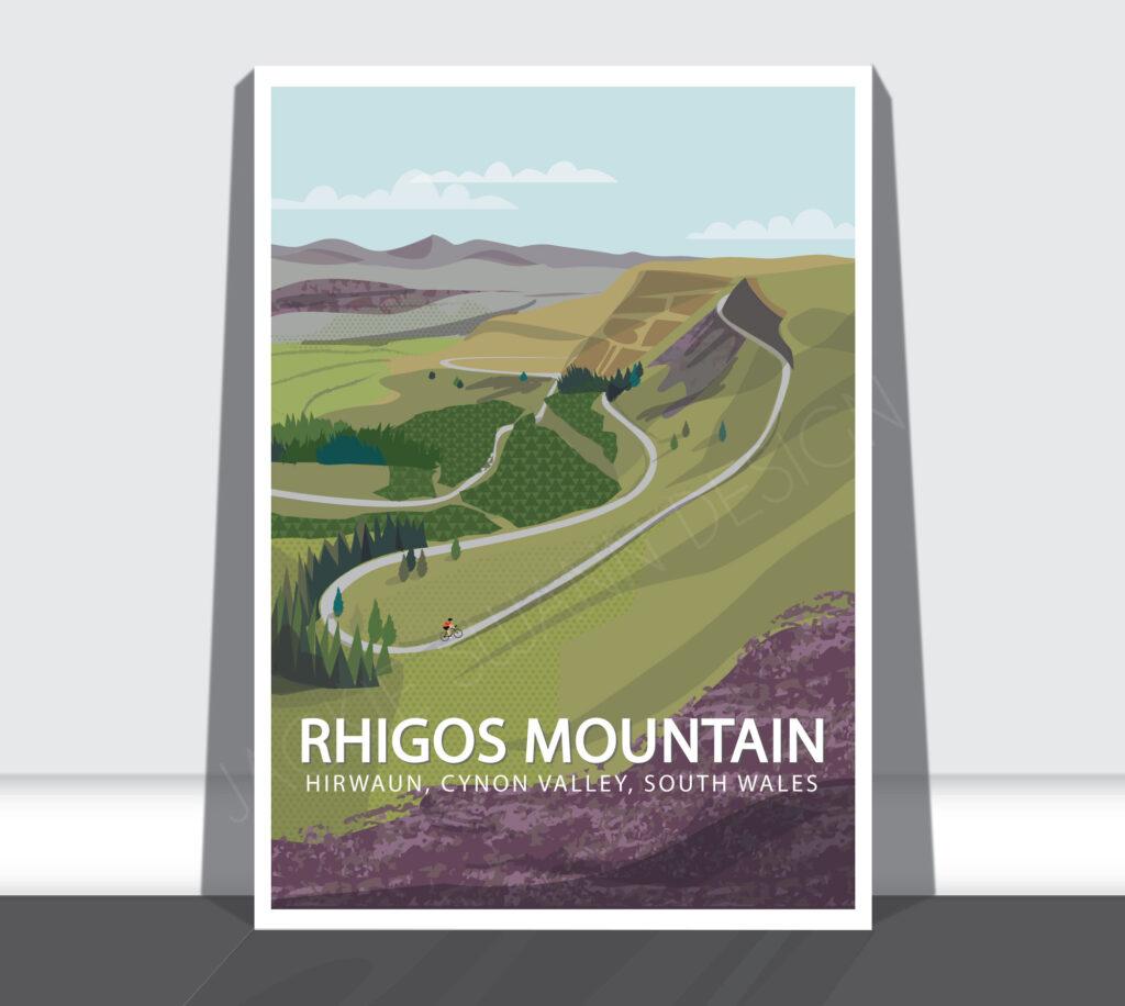 Rhigos Mountain