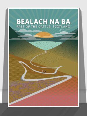 Bealach Na Ba Print