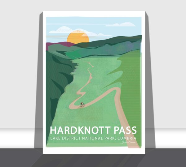 Hardknott Pass