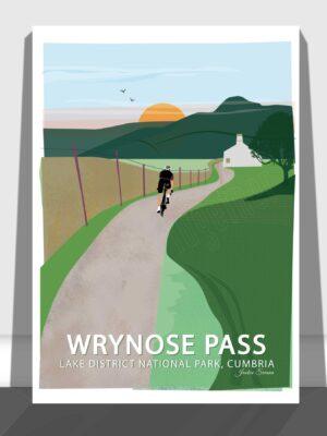 Wrynose Pass Print