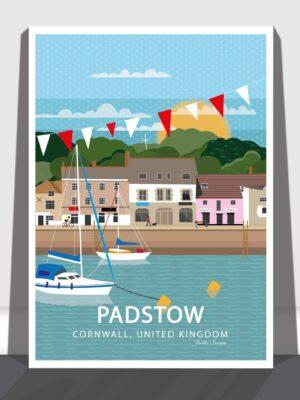 Padstow Print