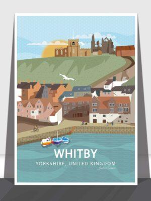 Whitby Print