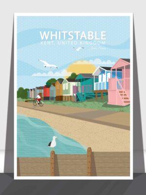Whitstable Print